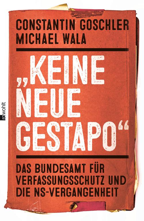 Keine neue Gestapo