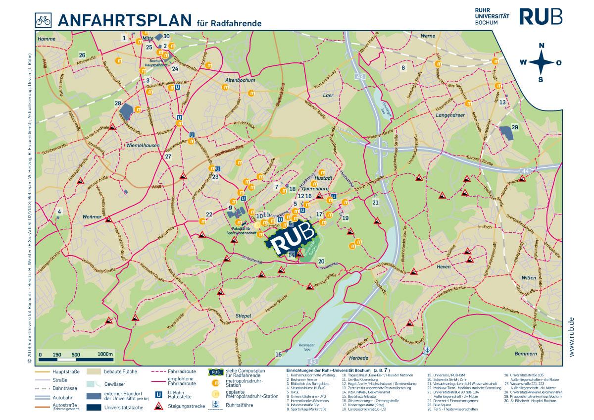 Topographische Karte Nrw.Digitale Karten Online Geographisches Institut Der Ruhr Universität