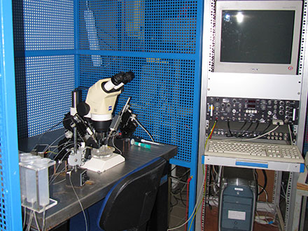 Equipment Biochemistry I Receptor Biochemistry