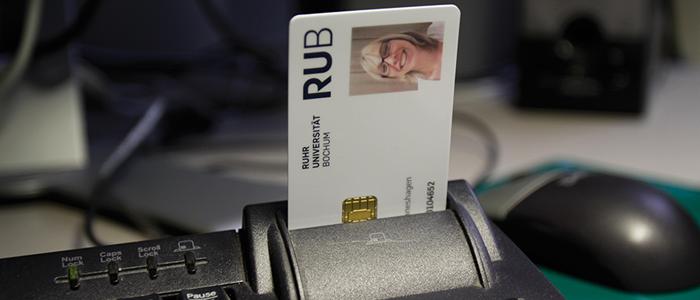 Bediensteten-RUBCard