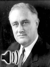 F  D  Roosevelt Quarantine Speech, 1937