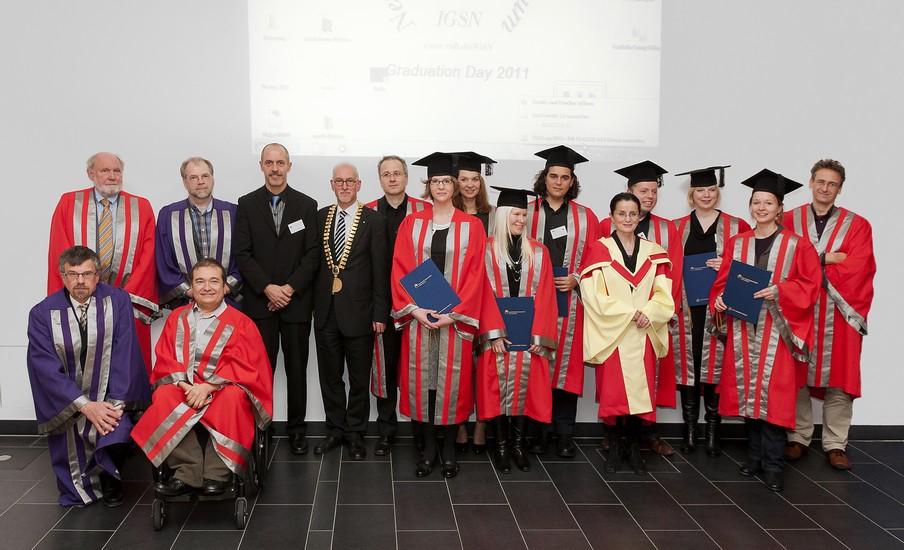 IGSN - Graduation Day 2011