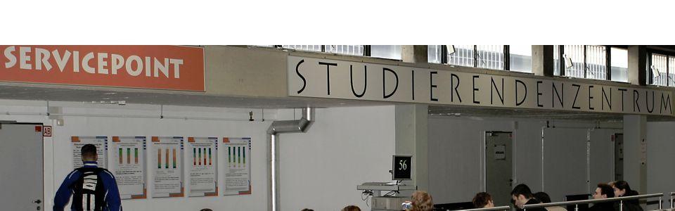 Bild Studierendensekretariat