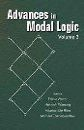 Advances in Modal Logic Vol 3