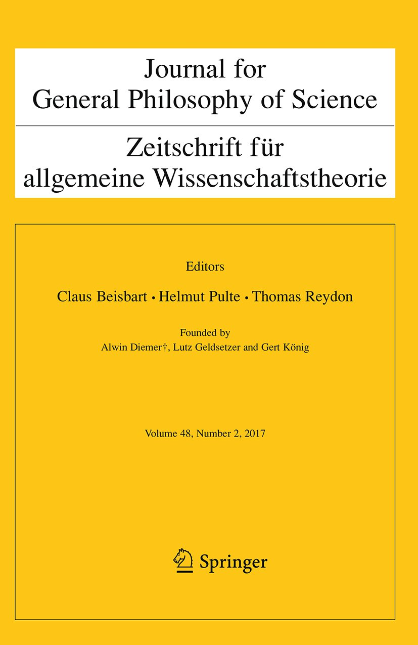 Journal for General Philosophy and Science